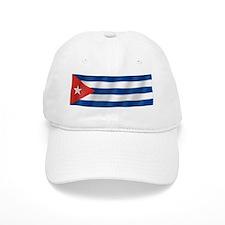 Pure Flag of Cuba Baseball Cap
