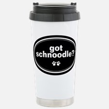 Unique Schnoodle Travel Mug