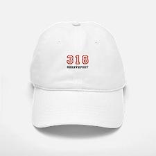 318 Baseball Baseball Cap