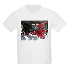 The Fokker DR 1 Shop Kids T-Shirt