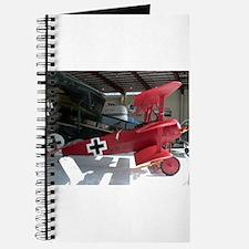 The Fokker DR 1 Shop Journal