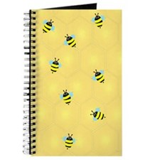 Bees Buzzing (j) Journal