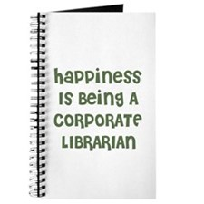 Happiness Is Being A CORPORAT Journal
