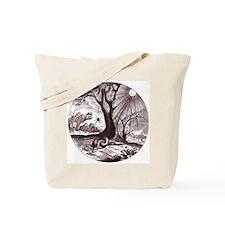 Spider & Snake Tote Bag