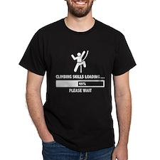 Climbing Skills Loading T-Shirt