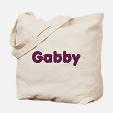 Gabby Red Caps Tote Bag