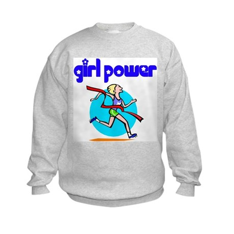 GP Track&Field Running Kids Sweatshirt
