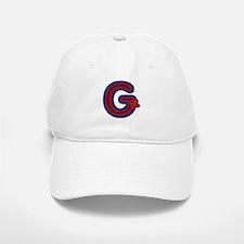 G Red Caps Baseball Baseball Baseball Cap