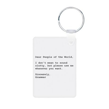 Use Grammar Keychains