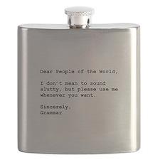 Use Grammar Flask