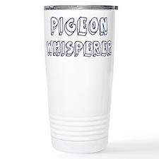 Cute Pigeons Travel Mug