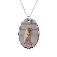 Gerbil standing Necklace