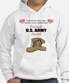 Funny Military valentines day Hoodie