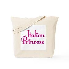 Italian Princess Tote Bag