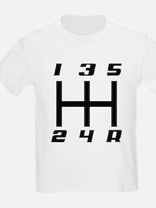 5-speed logo T-Shirt