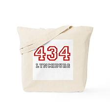 434 Tote Bag
