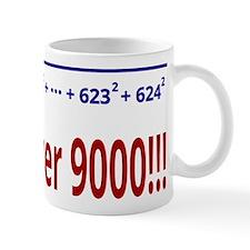 Its over 9000! Mug