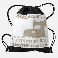 Cute Sweatshop Drawstring Bag