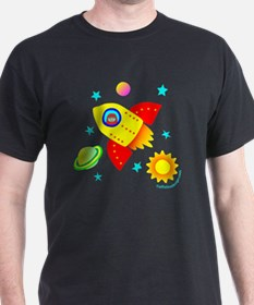 Little Adventurer in Space! T-Shirt