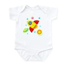 Little Adventurer in Space! Infant Bodysuit