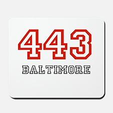 443 Mousepad