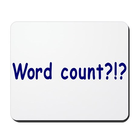 Essay word count rules