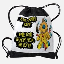 voodoodoll.png Drawstring Bag