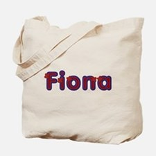 Fiona Red Caps Tote Bag