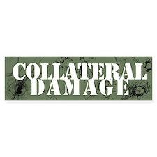 Bumper Sticker Collateral Damage