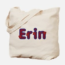 Erin Red Caps Tote Bag