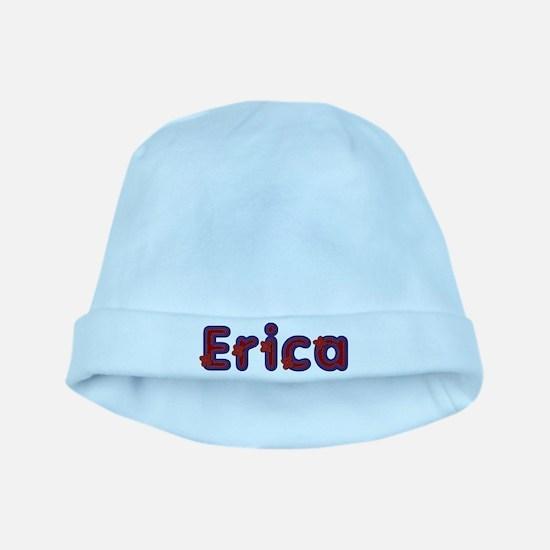 Erica Red Caps baby hat