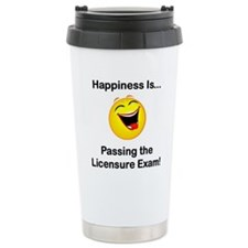 Cute Lcsw Travel Mug