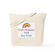 God's promise Tote Bag