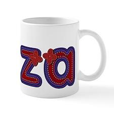 Eliza Red Caps Mug