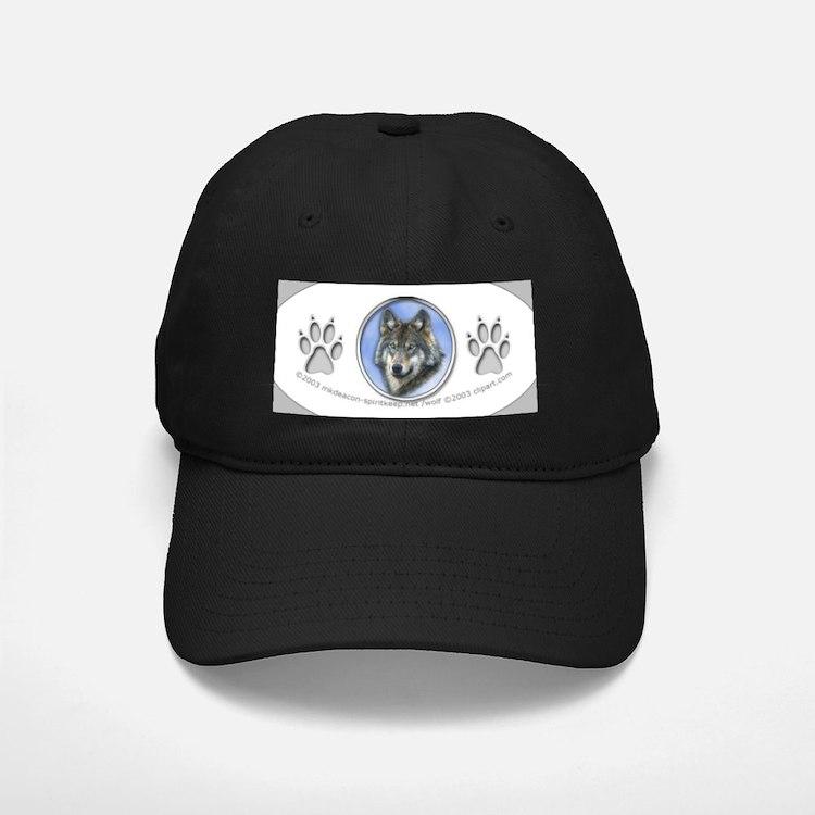 Wolf Paws Baseball Cap