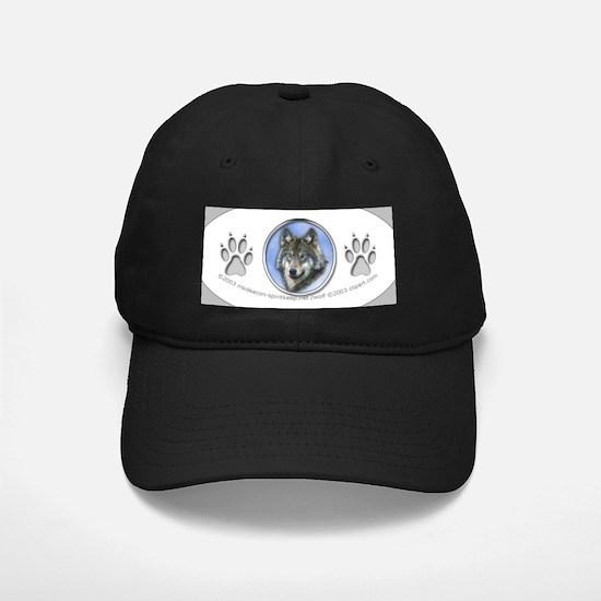 Wolf Paws Baseball Hat