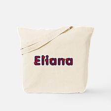 Eliana Red Caps Tote Bag