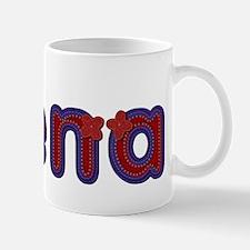 Elena Red Caps Mug