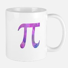 PI IRRATIONAL NUMBER ABSTRACT PURPLE DESIGN Mug