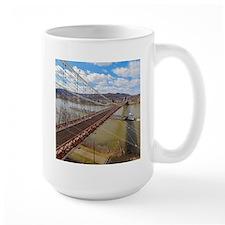 Wheeling Suspension Bridge Mug
