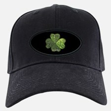 Concentric 4 Leaf Clover Baseball Hat