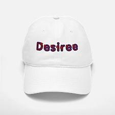 Desiree Red Caps Baseball Baseball Baseball Cap