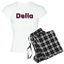 Delia Red Caps Pajamas