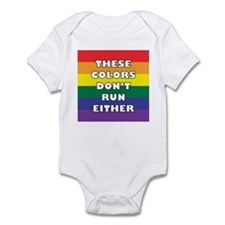 These Colors Infant Bodysuit