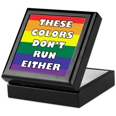 These Colors Keepsake Box