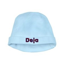Deja Red Caps baby hat