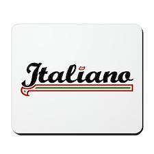 Italiano Mousepad