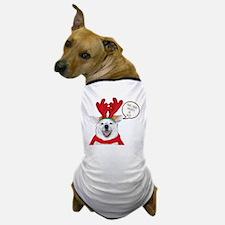 Husky Christmas Dog T-Shirt