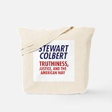 Stewart Colbert 08 Tote Bag