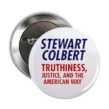 """Stewart Colbert 08 2.25"""" Button (10 pack)"""